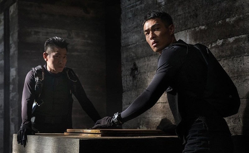 Andy Lau and Tony Yang star in Well Go USA's THE ADVENTURERS