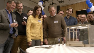 Kristen Wiig and Matt Damon star in Paramount Pictures' DOWNSIZING