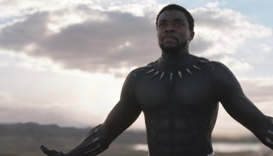Chadwick Boseman stars in Marvel Studios' BLACK PANTHER