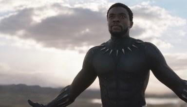 Chadwick Boseman stars in Marvel Studios' BLACK PANTHER