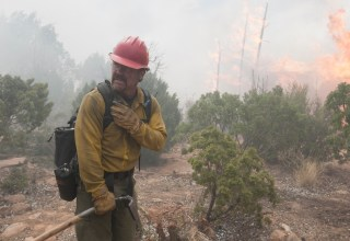 Josh Brolin stars in Columbia Pictures' ONLY THE BRAVE