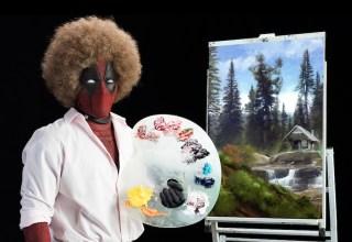 Ryan Reynolds as Deadpool in Wet on Wet Teaser Trailer