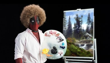 Ryan Reynolds as Deadpool in Wet on Wet Teaser Trailer