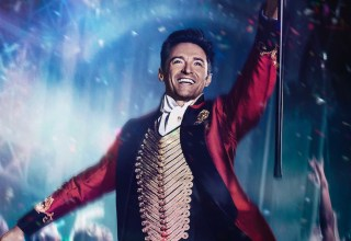 Hugh Jackman stars in 20th Century Fox's THE GREATEST SHOWMAN