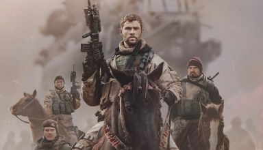 Poster image of Warner Bros. Pictures' 12 STRONG