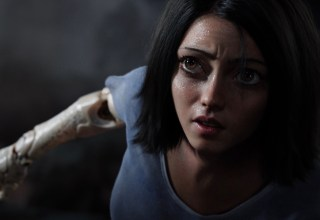 Rosa Salazar stars in 20th Century Fox's ALITA: BATTLE ANGEL
