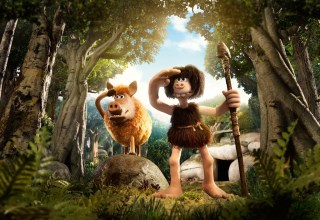 Eddie Redmayne stars in Lionsgate's EARLY MAN