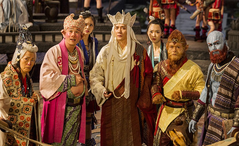Image from Well Go USA Entertainment's MONKEY KING 3