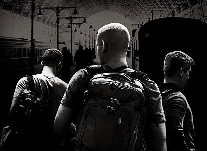 Poster image for Warner Bros. Pictures' THE 15:17 TO PARIS
