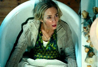Emily Blunt stars in Paramount Pictures' A QUIET PLACE