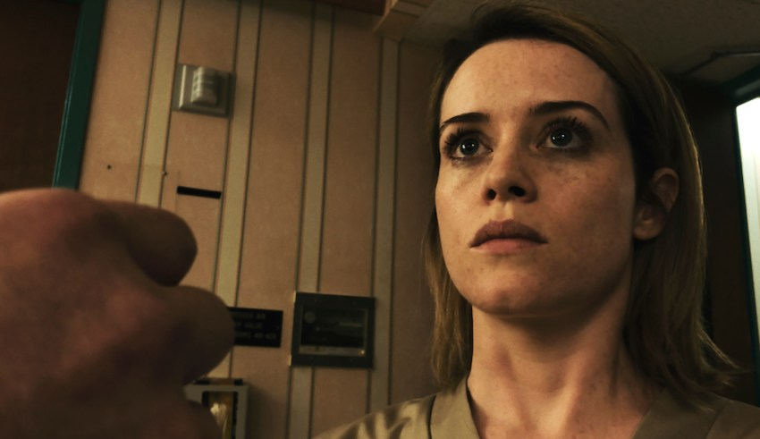 Claire Foy stars in Bleecker Street's UNSANE