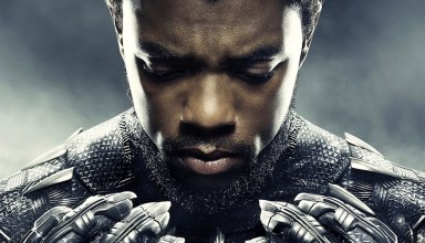 Chadwick Boseman in Marvel Studios' BLACK PANTHER