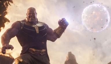 Josh Brolin stars in Marvel Studios' AVENGERS: INFINITY WAR