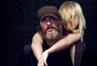Joaquin Phoenix stars in Amazon Studios' YOU WERE NEVER REALLY HERE