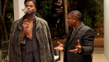 Trevor Jackson and Jason Mitchell star in Sony Pictures' SUPERFLY
