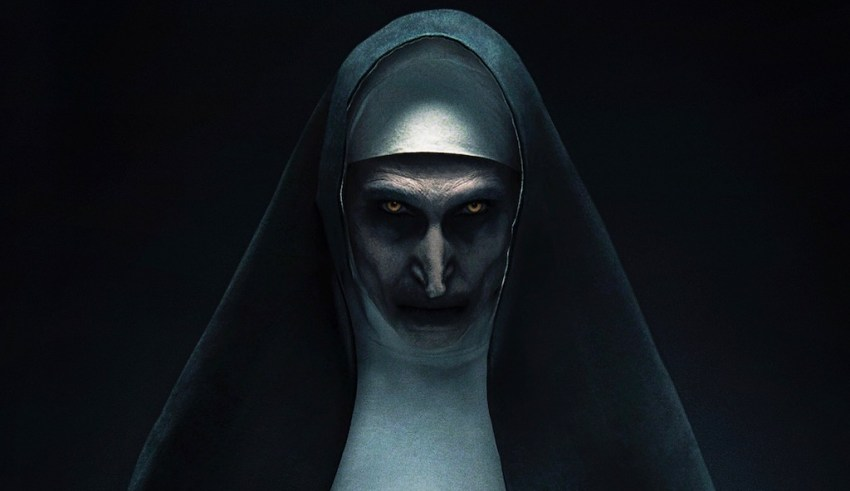 Image from Warner Bros. Pictures' THE NUN