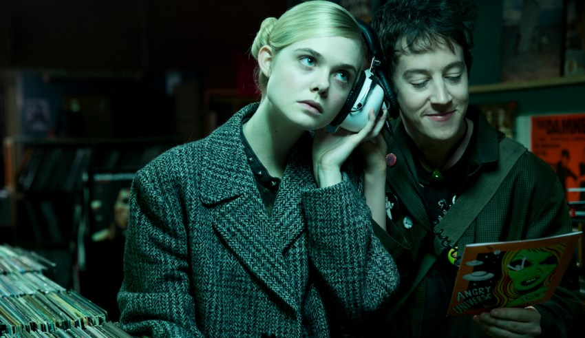 Elle Fanning and Alex Sharp star in A24 Films' HOW TO TALK TO GIRLS AT PARTIES