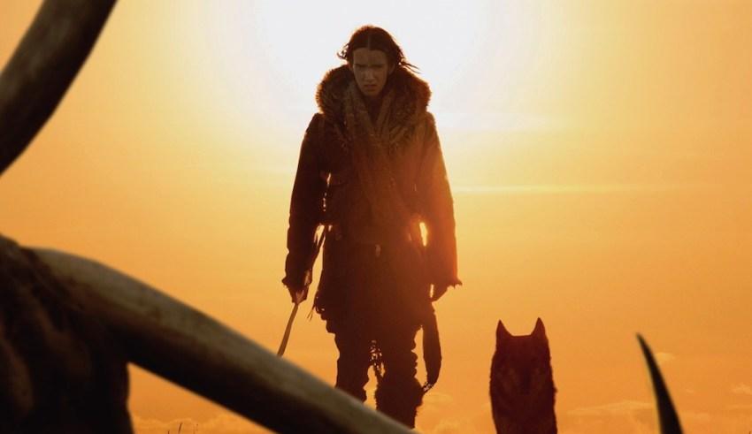Kodi Smit-McPhee stars in Studio 8/Sony Pictures' ALPHA