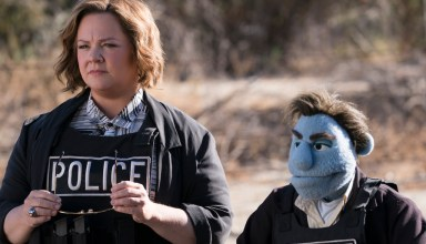 Melissa McCarthy stars in STX Films' THE HAPPYTIME MURDERS