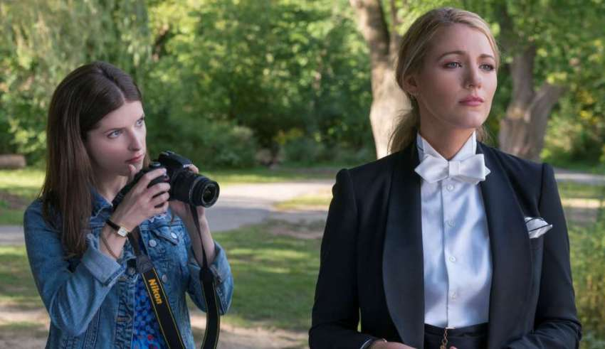 Anna Kendrick and Blake Lively star in Lionsgate Films' A SIMPLE FAVOR