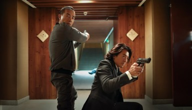 Jordan Chan and Ekin Cheng star in WellGoUSA's GOLDEN JOB