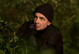 Rowan Atkinson stars in JOHNNY ENGLISH STRIKES AGAIN