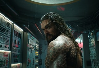 Jason Mamoa stars in Warner Bros. Pictures' AQUAMAN