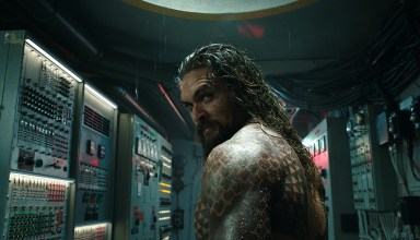 Jason Mamoa stars in Warner Bros. Pictures' AQUAMAN