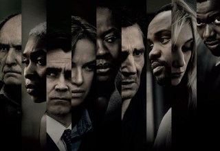 Poster image of 20th Century Fox's WIDOWS