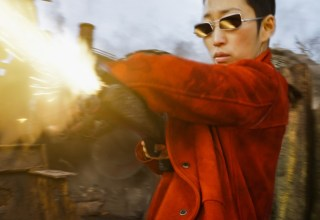 Jihae stars in Universal Pictures' MORTAL ENGINES
