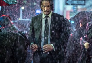 Keanu Reeves stars in Lionsgate Films' JOHN WICK: CHAPTER 3 - PARABELLUM