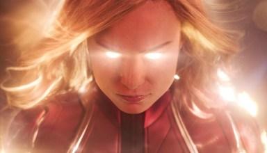 Brie Larson stars in Marvel's CAPTAIN MARVEL