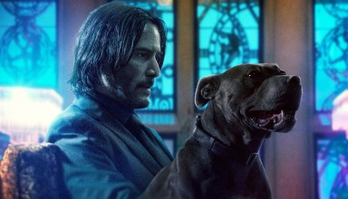 Poster image of Keane Reeves starring in Lionsgate's JOHN WICK: CHAPTER 3 - PARABELLUM