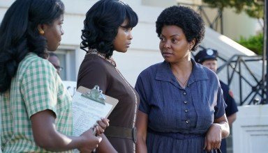 Taraji P. Henson (RIGHT) stars in STX Films' THE BEST OF ENEMIES