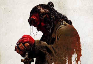 Poster image of Lionsgate's HELLBOY