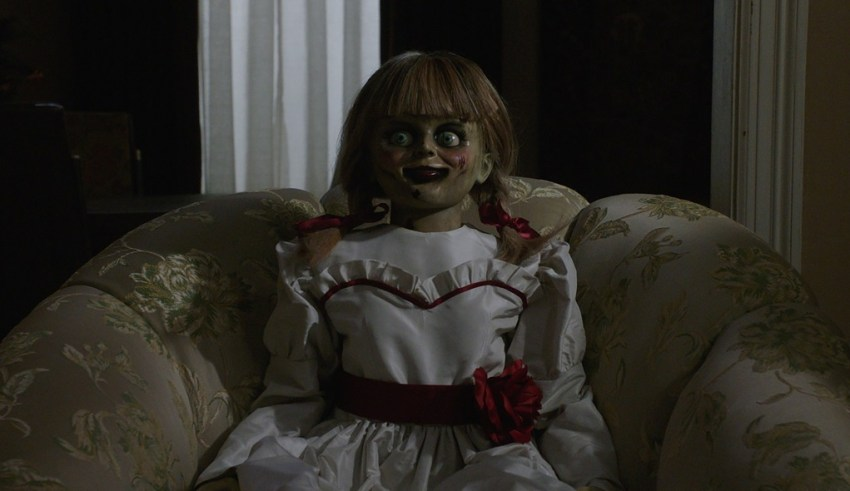 Image from Warner Bros. Pictures' ANNABELLE COMES HOME