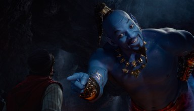 Mena Massoud and Will Smith star in Disney's live-action adaptation ALADDIN