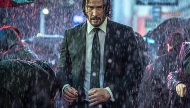 Keanu Reeves stars in Lionsgate's JOHN WICK: CHAPTER 3 - PARABELLUM