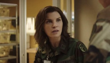 Julianna Margulies stars in National Geographic's THE HOT ZONE