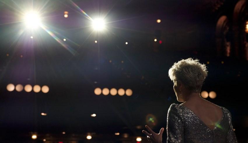 Emma Thompson stars in Amazon Studios' LATE NIGHT