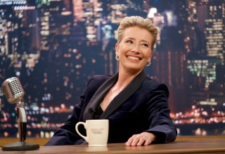 Emma Thompson stars in Amazon Studios' LATE NIGHT