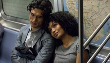 Charles Melton and Yara Shahidi star in Warner Bros. Pictures' THE SUN IS ALSO A STAR