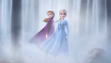 Poster image of Walt Disney's FROZEN 2