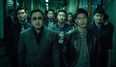 Don Lee and Kim Moo Yul star in Well Go USA's THE GANGSTER, THE COP, THE DEVIL