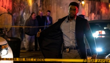 Chadwick Boseman stars in STX Entertainment's 21 BRIDGES