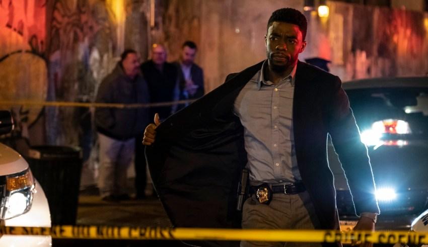 Chadwick Boseman stars in STX Entertainment's 21 BRIDGES