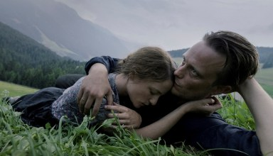 Valerie Pachner and August Diehl Fox Searchlight's A HIDDEN LIFE
