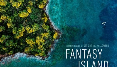 Poster image of Sony Pictures' FANTASY ISLAND