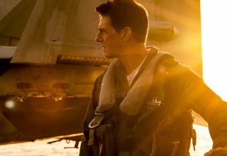 Tom Cruise stars in Paramount Pictures' TOP GUN: MAVERICK