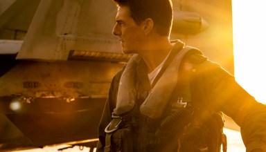 Tom Cruise stars in Paramount Pictures' TOP GUN: MAVERICK